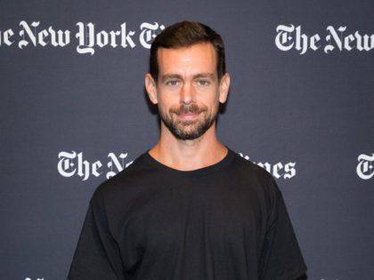 Jack Dorsey New York Times (Michael Cohen / Getty)