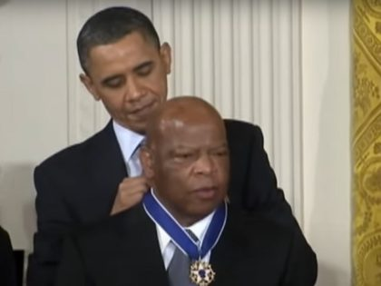 John Lewis Medal of Honor