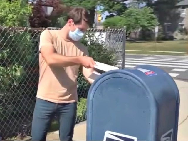 Mail-in Voting Experiment