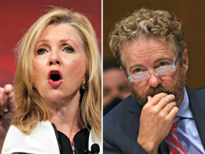 Marsha Blackburn, Rand Paul