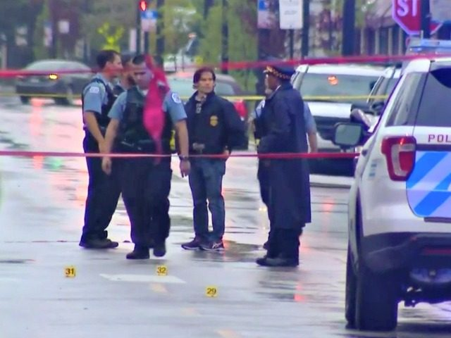 Chicago mass shooting reported at funeral home