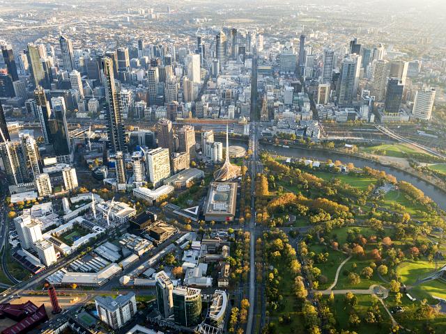 Australia locks down high-rise apartments as virus cases spike
