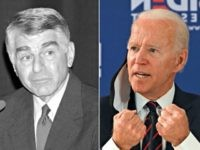 Michael Dukakis Warns Joe Biden: Don't Take Polls Too Seriously