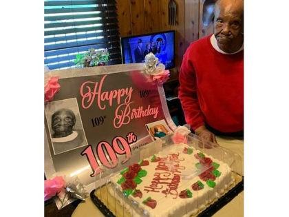 Atlanta Woman Celebrates 109th Birthday on America's 244th Birthday