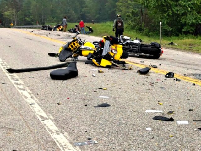 Motor Cycle Crash