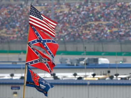 NASCAR Confederate (Todd Warshaw / Getty)