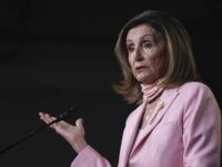 Nancy Pelosi OK with Destruction of Christopher Columbus Statue in Baltimore: 'People Will Do What They Do'