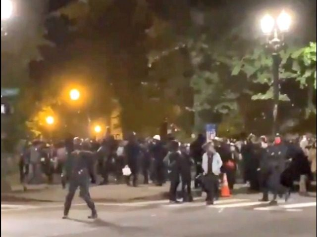 Night of Rage in Portland