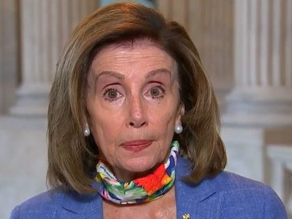 Pelosi Urges Trump to 'Stand Up Like a Man and Accept the Results of an Election of the American People'