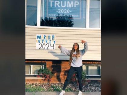 Pro-Trump Marquette TikTok