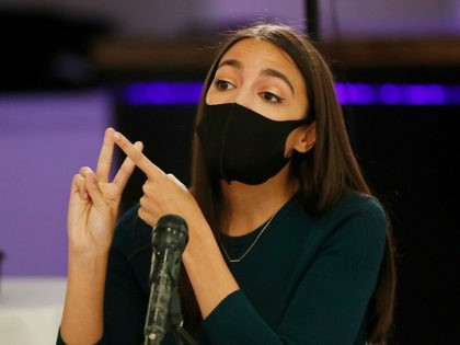AOC: Public Safety Will Require 'Experimentation' After Defunding Police