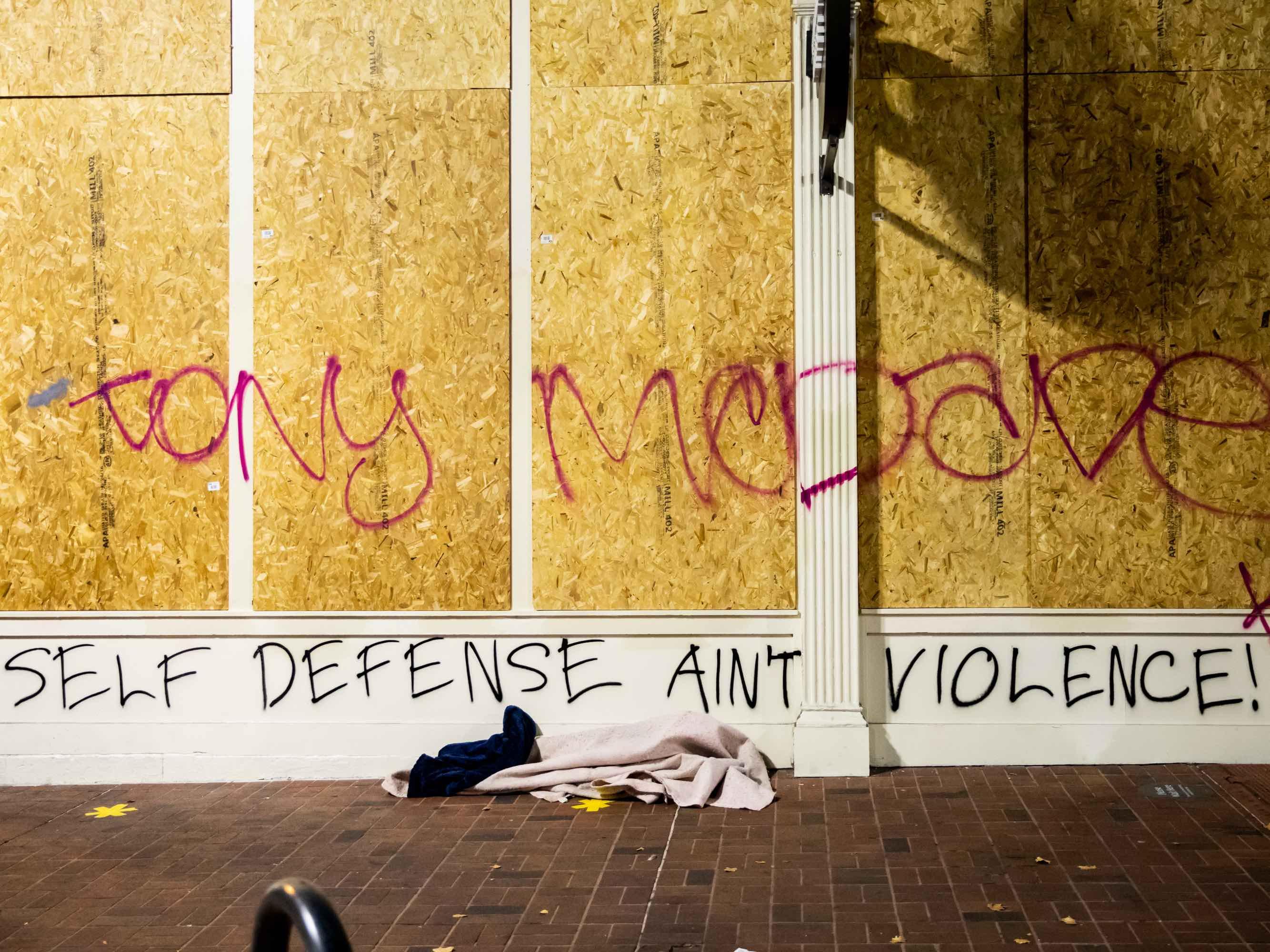 Self Defense (Natasha Moustache / Getty)
