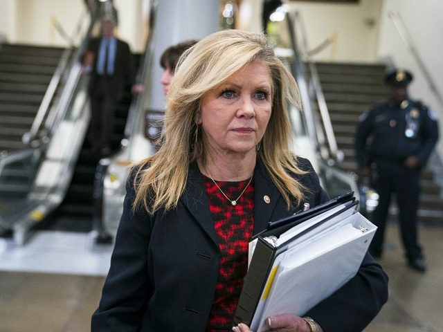 Blackburn: Democrats Considering Gas Tax Increase as 2022 Midterms Loom