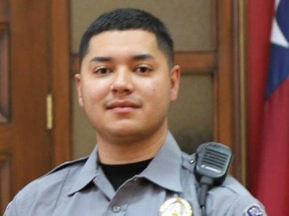 Socorro Police Department Officer Joshua Gonzalez
