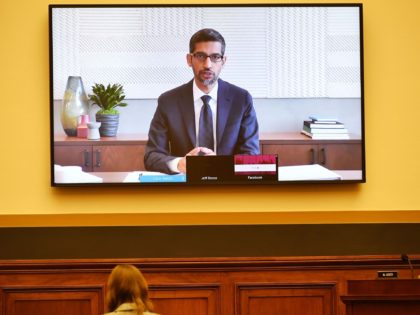 Sundar Pichai (Mandel Ngan / Pool / AFP / Getty)