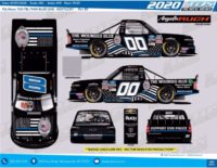 NASCAR Truck to Display #BackTheBlue Logo at Kentucky Speedway