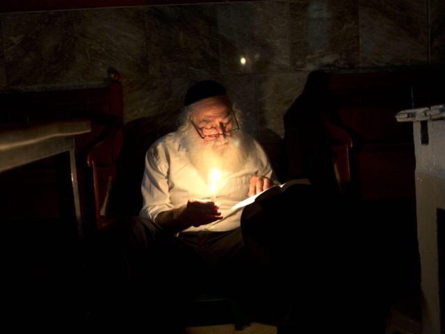 Tisha B'Av (Menahem Kahana / AFP / Getty)