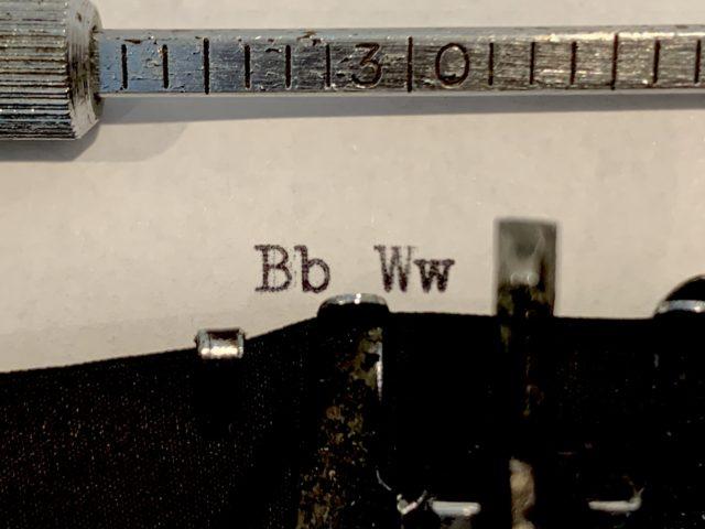 Typewriter (Joel Pollak / Breitbart News)