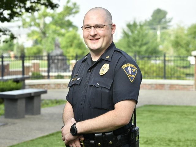 WVU Police Chief W.P. Chedester