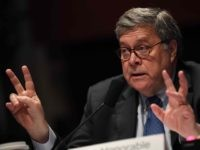 William Barr (Matt McClain / Pool / AFP / Getty)