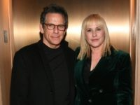 "NEW YORK, NEW YORK - MARCH 14: Ben Stiller and Patricia Arquette attend Hulu's ""The Act"" New York Premiere at The Whitby Hotel on March 14, 2019 in New York City. (Photo by Nicholas Hunt/Getty Images)"