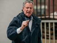 NYC Mayor Announces Checkpoints, Fines for Ignoring Quarantine