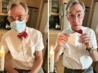 Bill Nye Shares TikTok Video on Importance of Masks: 'They Are Literally Life and Death'