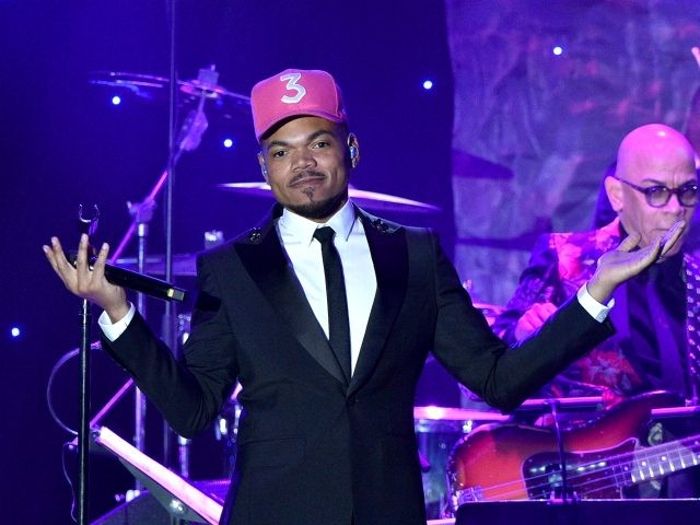 Chance the Rapper: I trust Kanye West more than Biden