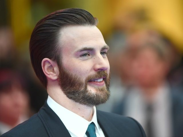 "LONDON, ENGLAND - APRIL 26: Chris Evans arrives for UK film premiere ""Captain America: Civil War"" at Vue Westfield on April 26, 2016 in London, England (Photo by Ian Gavan/Getty Images)"