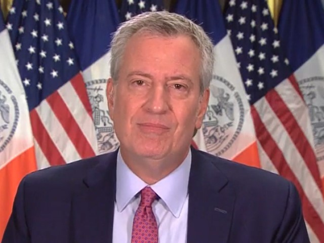 De Blasio: 'This Whole Country's Got to Re-Open Our Schools'