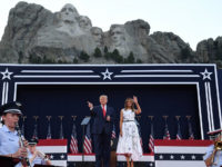 Trump to Build New National Park Honoring 'Greatest Americans'