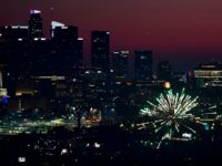 Watch: 'Illegal Fireworks' Light up the Sky in Los Angeles