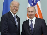 Report: Joe Biden Will Waive Sanctions for Russia Pipeline to Germany