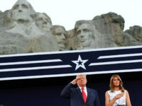 Washington Post: Trump Moved to Secure 'Legacy of White Domination' in Mount Rushmore Speech