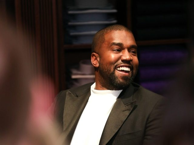 CHICAGO, ILLINOIS - OCTOBER 28: Kanye West attends Jim Moore Book Event At Ralph Lauren Chicago on October 28, 2019 in Chicago, Illinois. (Photo by Robin Marchant/Getty Images for Ralph Lauren)