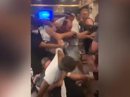 WATCH: Arkansas Restaurant Social Distancing Dispute Turns Violent