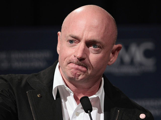 Exclusive — Missing In Action: Republicans Rip Democrat Mark Kelly for Disappearing from Public View After Getting Elected