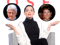 Rose McGowan Calls for Bill Clinton Arrest After Ghislaine Maxwell Charged