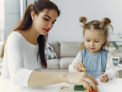 nanny / child care