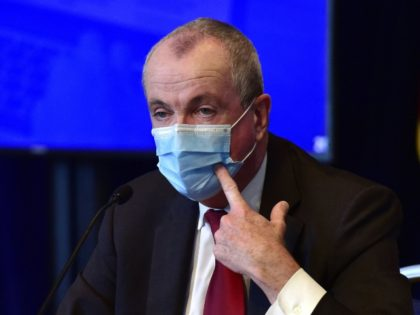 NJ Gov Murphy: Statewide Coronavirus Shutdown Still 'on the Table'