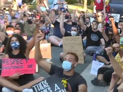 protesters Sacramento