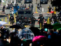DOJ Lists New York City, Portland, Seattle 'Jurisdictions' Permitting Anarchy, Violence, Destruction of American Cities