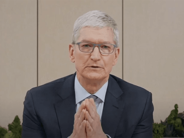 Tim Cook CEO of Apple testifies to Congress