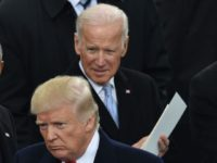 Biden Says He Wouldn't Stand in the Way of a Trump Prosecution