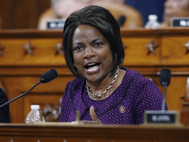 In this Dec. 11, 2019, file photo, Rep. Val Demings, D-Fla., gives her opening statement during a House Judiciary Committee markup of the articles of impeachment against President Donald Trump on Capitol Hill in Washington. Demings is among the women Joe Biden is considering for his vice presidential running mate. …