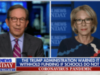 FNC's Wallace to Betsy DeVos on Threat to Cut Off School Funding: 'You Can't Do That'
