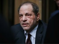 NEW YORK, NEW YORK - FEBRUARY 20: Harvey Weinstein exits a Manhattan court house as a jury continues with deliberations in his trial on February 20, 2020 in New York City. Weinstein, a movie producer whose alleged sexual misconduct helped spark the #MeToo movement, pleaded not-guilty on five counts of …