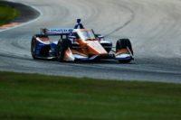 Kiwi Dixon captures third straight IndyCar race to start season