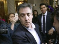 Michael Cohen Back in Federal Custody