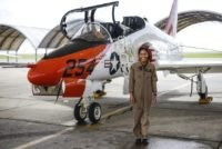 U.S. Navy Welcomes 1st Black Female Tactical Aircraft Pilot